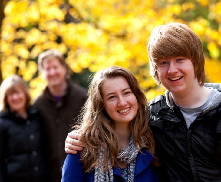Autumn Portrait in Albert Park