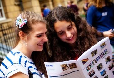 Oxford University Open Day
