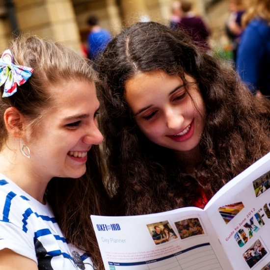 Oxford University Open Day