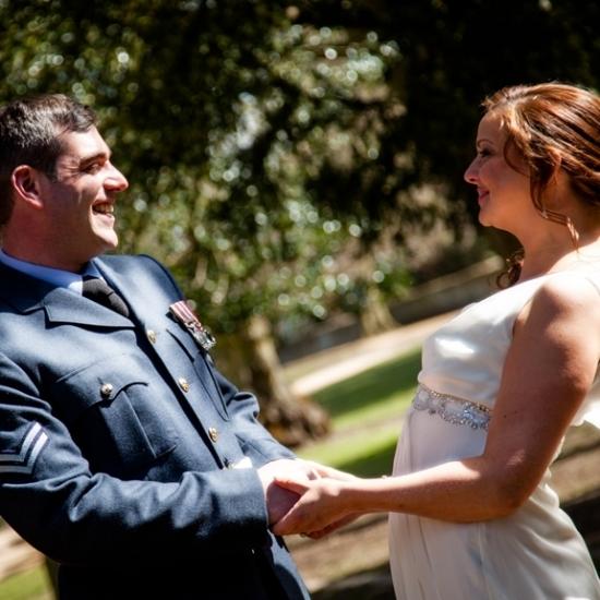 Wedding-Abbey Grounds Abingdon-Dancing Couple